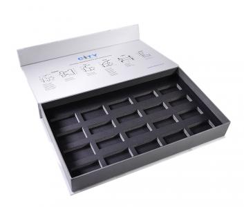 кашированная упаковка для образцов продукции на заказ