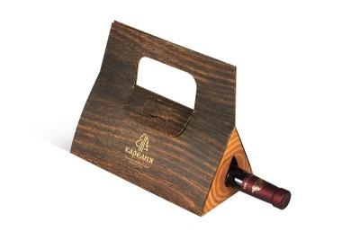 Необычная упаковка для вина своими руками 77