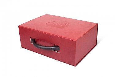 корпоративная упаковка для набора в подарок