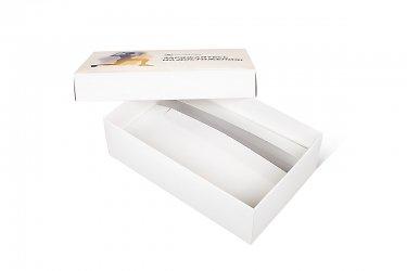 заказать упаковку с логотипом и выруленным ложементом