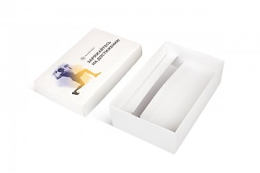 заказать упаковку с ложементом и логотипом