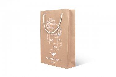 заказать упаковку с логотипом - печать москва