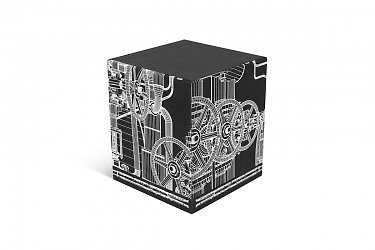 подарочные упаковки с логотипом з переплетного картона