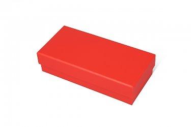Кашированная коробка крышка-дно в Москве – производство на заказ