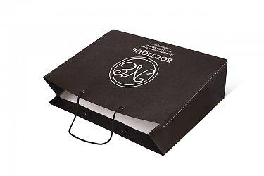 дизайнерские пакеты с веревочными ручками
