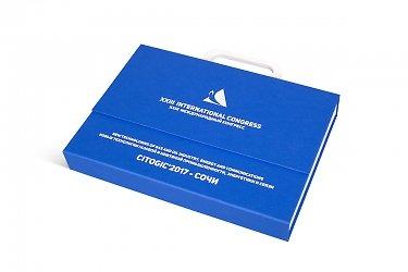 коробка портфель для бизнеса
