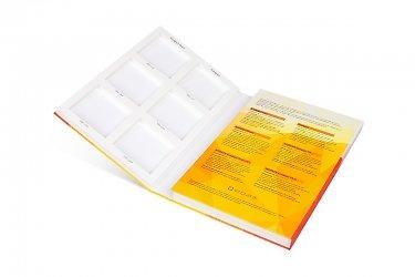 каталог образцов с ложементом
