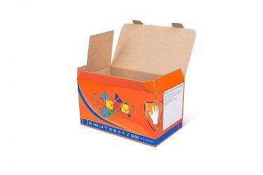 картонная упаковка на заказ для фарм рынка