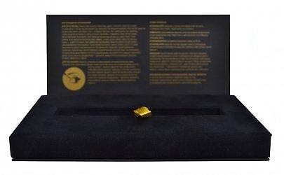 Эксклюзивная упаковка с флокированным ложементом