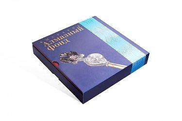 элитная упаковка для буклета и ювелирного украшения