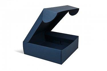 Фирменная картонная коробка-самолет в Москве – производство на заказ
