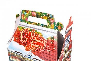 подарочные коробки для конфет производство