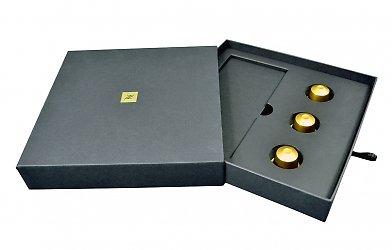 Коробка-пенал с ложементом для промо-набора — изготовление коробок с логотипом