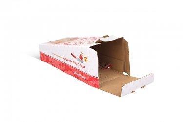изготовление коробочки из МГК