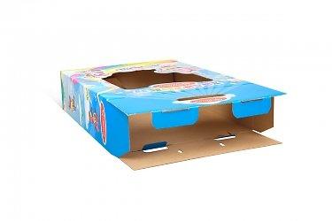 коробка самосборная на заказ
