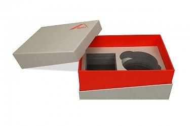 дизайнерская коробка с ложементом