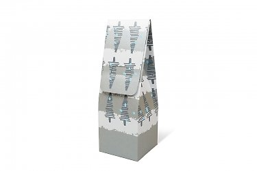 Набор новогодних коробок в Москве – производство на заказ
