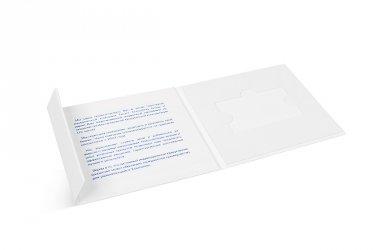 бизнес упаковка для пластиковых карт