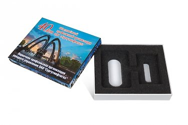 производство коробок с ложементом на заказ