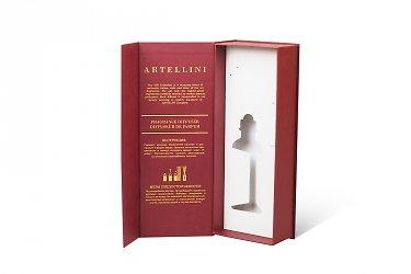 Упаковка с ложементом для парфюмерии