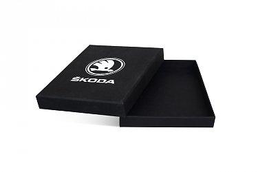 изготовление коробок с логотипом заказать в Москве