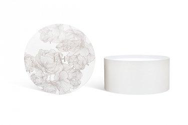 круглые подарочные коробки производство и дизайн