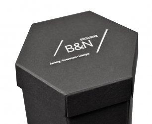 Индивидуальная упаковка для фирменного шоколада