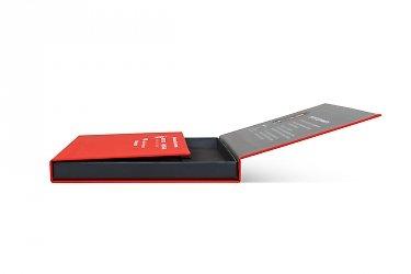 упаковка для пластиковых карт дизайн и производство