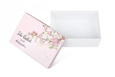 упаковка подарочная из кашированного картона