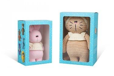 подарочные коробки для мягких игрушек