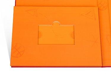упаковка под заказ с ложементом под карту