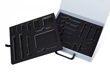 изготовление коробок репсовые ленты