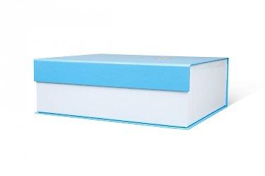 коробки с откидной крышкой укороченный магнитный клапан