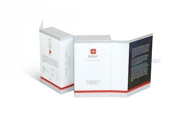 эксклюзивная упаковка многокрасочная офсетная печать