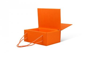 картонная упаковка с логотипом разработка и производство