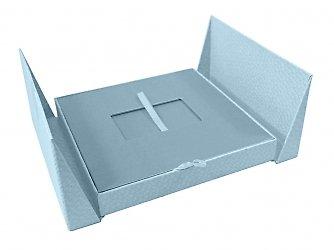 Подарочная упаковка для пластиковой карты и буклета