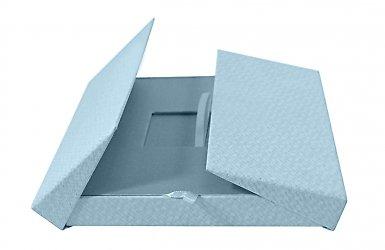 Эксклюзивная упаковка для пластиковой карты и буклета