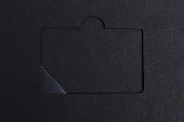 вип упаковка ложемент из дизайнерского картона