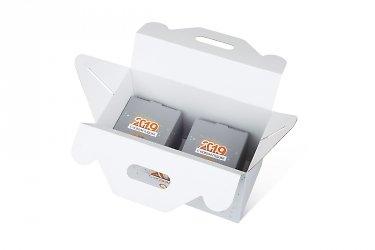 дизайнерские пакеты набор коробок