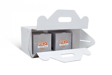 дизайнерские пакеты и коробки из МГК