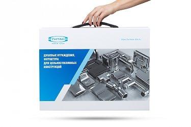Упаковка с ложементом и цифровой печатью
