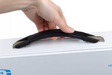 Упаковка с ложементом коробка-чемодан