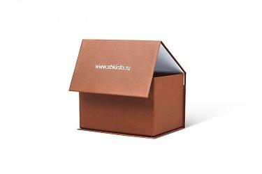 упаковка под заказ с клапаном на магните