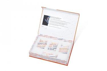 изготовление коробок под заказ с поролоновым ложементом