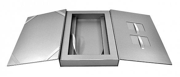 Welcome-pack для 3х пластиковых карт и брошюры