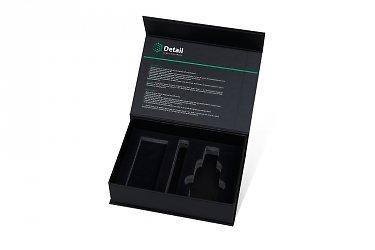 коробки на заказ с флокированным ложементом