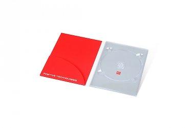 индивидуальная упаковка для CD