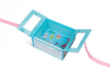 коробка для детской косметики купить