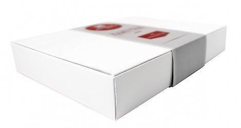 Подарочная коробка для пластиковой карты и флешки