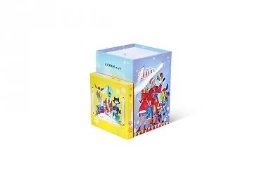 Дизайнерская коробка крышка дно по индивидуальному заказу